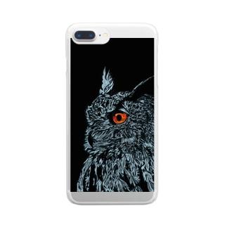 OWL'di Clear smartphone cases
