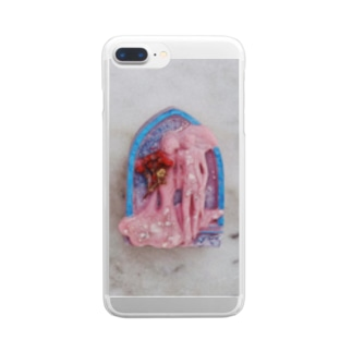 in my dreams last night Clear smartphone cases