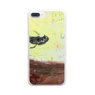 ムラナギ/ジキムは僕らのために Clear smartphone cases