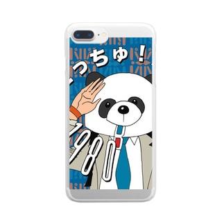 Nanako Konoデザイン Clear smartphone cases