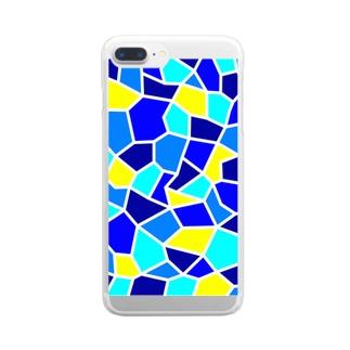 ブルータイル Clear smartphone cases