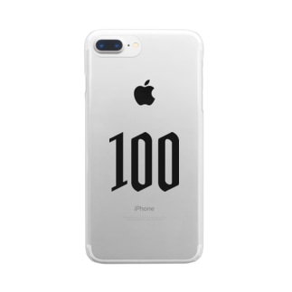 100 Clear smartphone cases