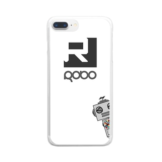iphone  ロボケース Clear smartphone cases