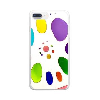 renkon(陽) Clear smartphone cases