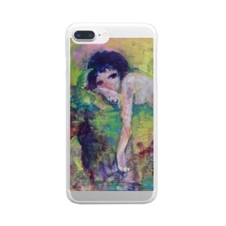 エデン Clear smartphone cases