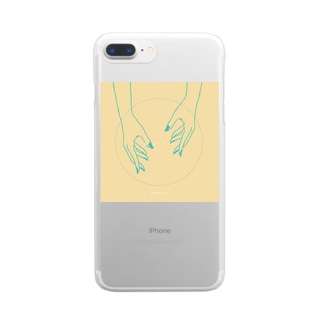 #365gift 0311 Clear smartphone cases