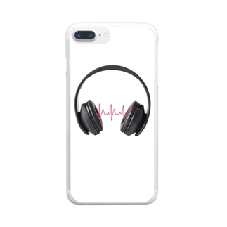 BEAT Clear smartphone cases