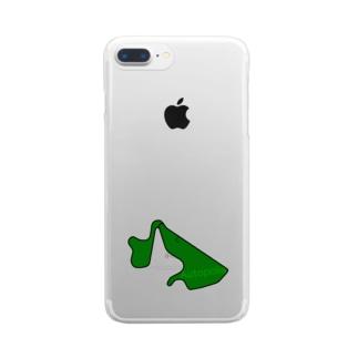 幻のアジアGP Clear smartphone cases