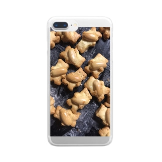 Cookies  Clear smartphone cases