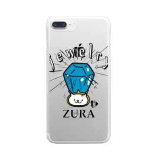ZURA Clear smartphone cases