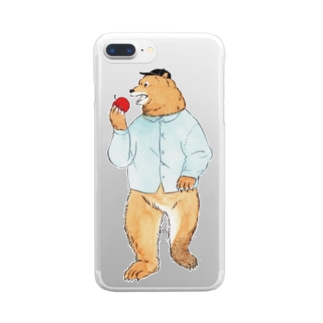 bear Clear smartphone cases