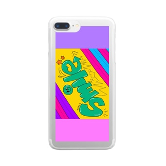 smile Clear smartphone cases
