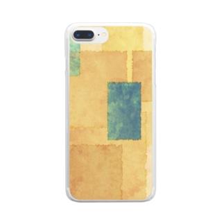モヨーP81 Clear smartphone cases