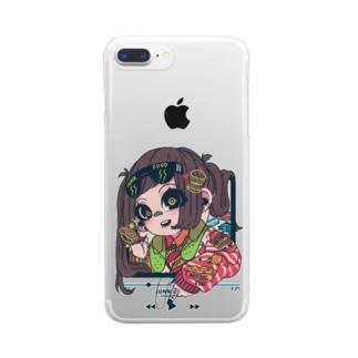 JUNK FOOOOOOOD! Clear smartphone cases