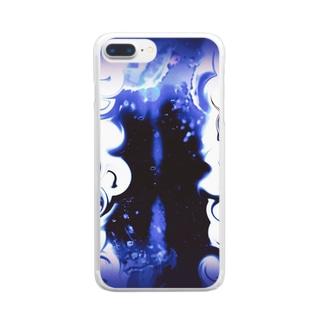 深海 Clear smartphone cases