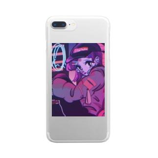 うん。 Clear smartphone cases