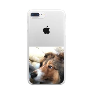 ルチアーノ三世 Clear smartphone cases