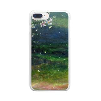 ムラナギ/それでも川は流れ、僕らは静かに歩く Clear smartphone cases