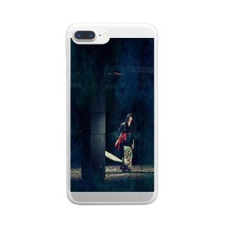 Riraさくら2 Clear smartphone cases