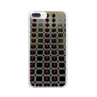 イクラちゃん Clear smartphone cases