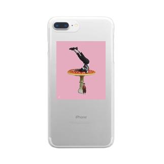 Märchen Clear smartphone cases