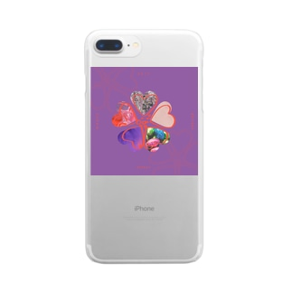 #365gift 0317 Clear smartphone cases