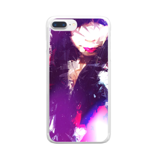 ARTISTIC E&VのHTN Clear smartphone cases