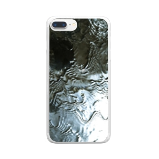 心理 Clear smartphone cases
