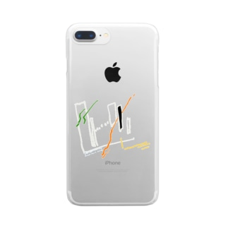 TEMPORARY Clear smartphone cases