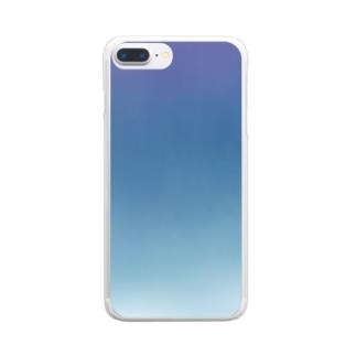 薄暮 Clear smartphone cases