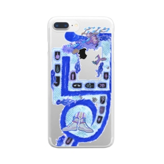 dragon Clear smartphone cases