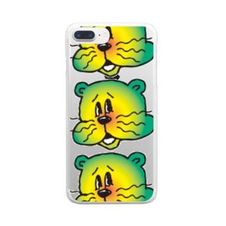 もしかして Clear smartphone cases