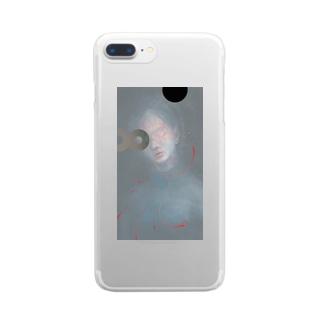 微熱 Clear smartphone cases