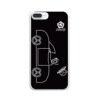 Brezel fahren!!! Clear smartphone cases