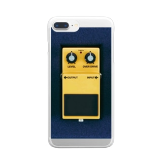 エフェクター Clear smartphone cases