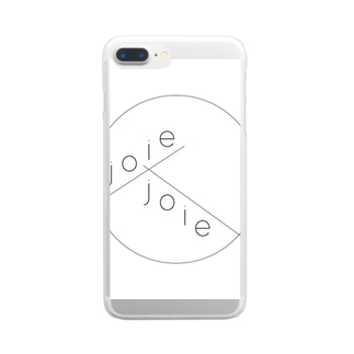 joiejoie Clear smartphone cases
