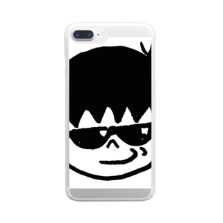 Raging myago385 Clear smartphone cases