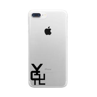 【やんちゃ寺公式】YC卍 Clear smartphone cases