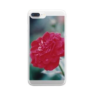情熱の調べ Clear smartphone cases