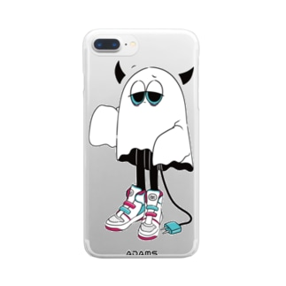 FANTAZMA Clear smartphone cases