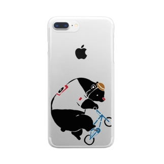 BMX Clear smartphone cases
