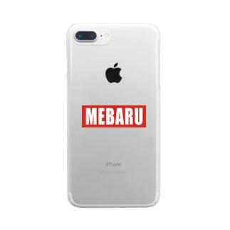 MEBARU Clear smartphone cases