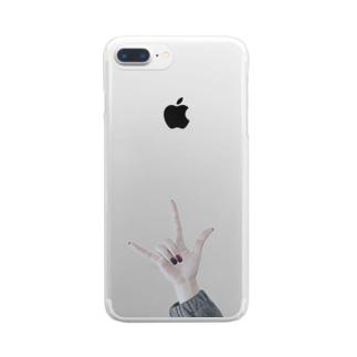 II LLOOVVEE YYOOUU Clear smartphone cases