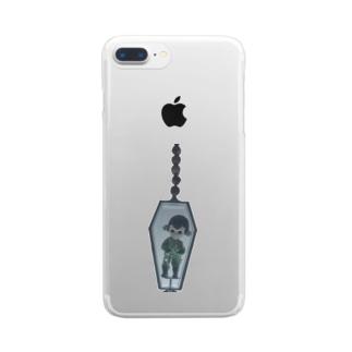 Utyuuhikoushi Clear smartphone cases