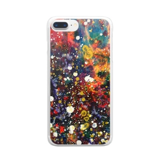 0001 Clear smartphone cases