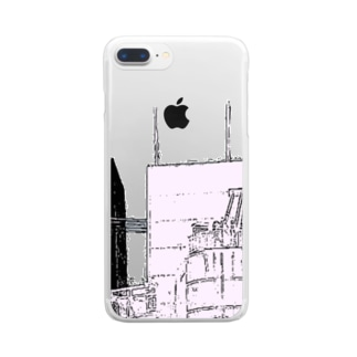 ◻︎ Clear smartphone cases