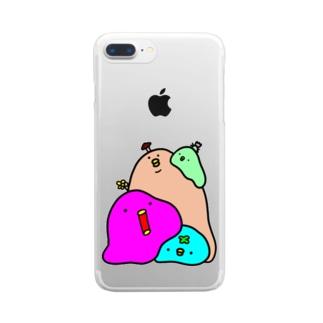 初夏初夏 Clear smartphone cases
