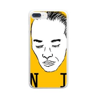 ハオシュウライ Clear smartphone cases
