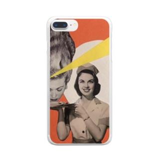光 Clear smartphone cases