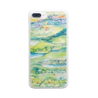 山湖山 Clear smartphone cases